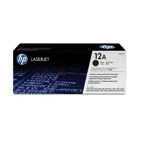 کارتریج HP 12A